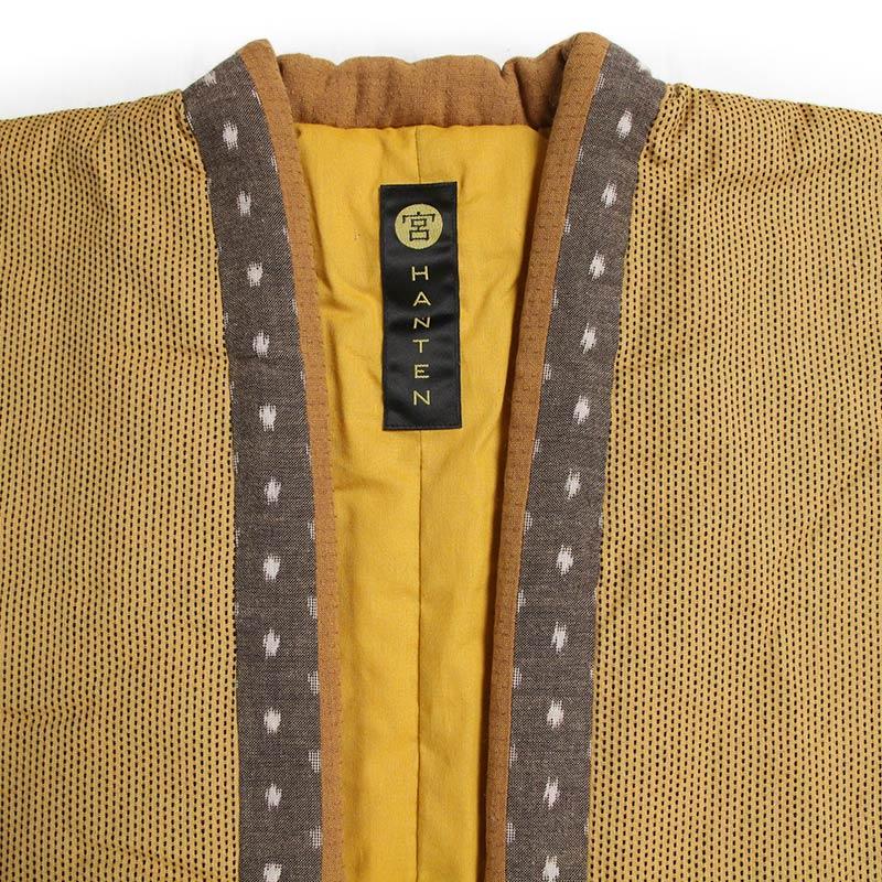 半袖半纏 [なでしこやっこ] 全5色 ※パープル完売