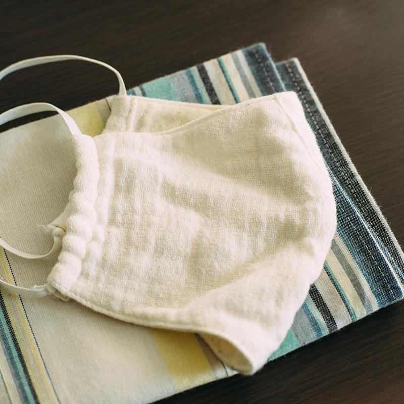 ハンカチ・マルチクロス [ niimo(ニーモ)] 綿100% 約50cm×約50cm ※ギフト用パッケージ入り