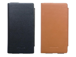 GRAMAS 423 Leather Case for Xperia Z SO-02E