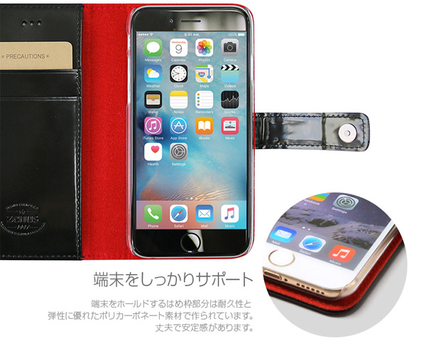 Zenus Classic Diary for iPhone 6s/6