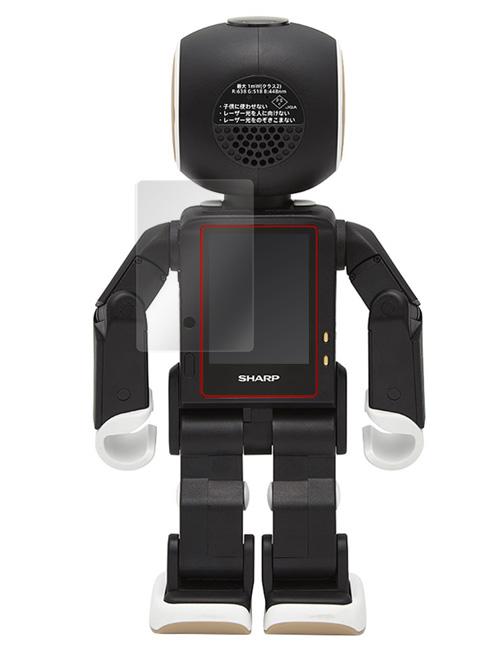 RoBoHon ロボホン (SR-01M / SR-02M) 用 保護 フィルム OverLay Magic for RoBoHon ロボホン (SR-01M / SR-02M)  液晶 保護 キズ修復 耐指紋 防指紋 コーティング