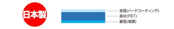 OverLay Brilliant for Tamagotchi m!x (たまごっち みくす) 2枚組