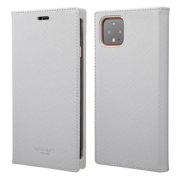 "Pixel4 手帳型 PUレザーケース GRAMAS ""EURO Passione"" PU Leather Book Case for Pixel 4 CLC-64919 グーグル ピクセル4 2019 グラマス ユーロパッショーネ"