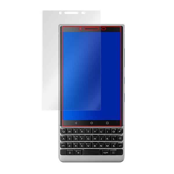 OverLay Brilliant for BlackBerry KEY2