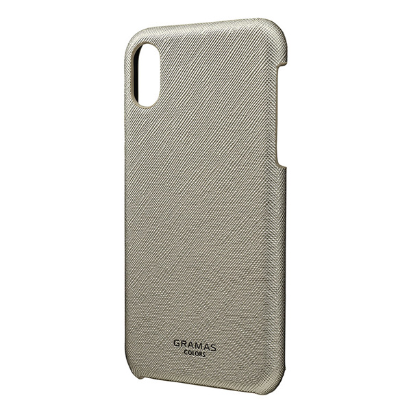 """GRAMAS COLORS """"EURO Passione"""" Shell PU Leather Case CSC-60327 for iPhone X"""