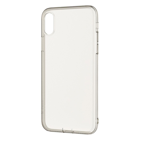 Naked case for iPhone XR