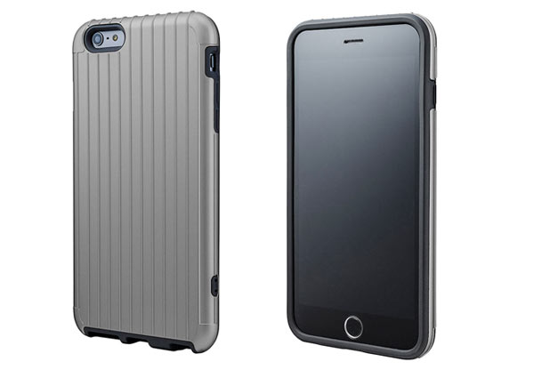 GRAMAS PRECISION Hybrid Case SL344 for iPhone 6 Plus