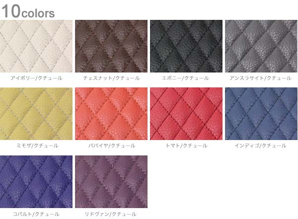 Noreve Ambition Couture Selection レザーケース for Xperia (TM) Z1 f SO-02F