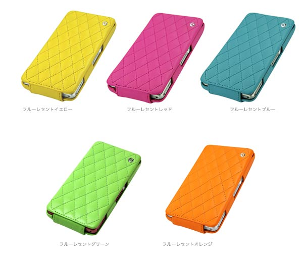 Noreve Pulsion Couture Selection レザーケース for Xperia (TM) Z1 f SO-02F