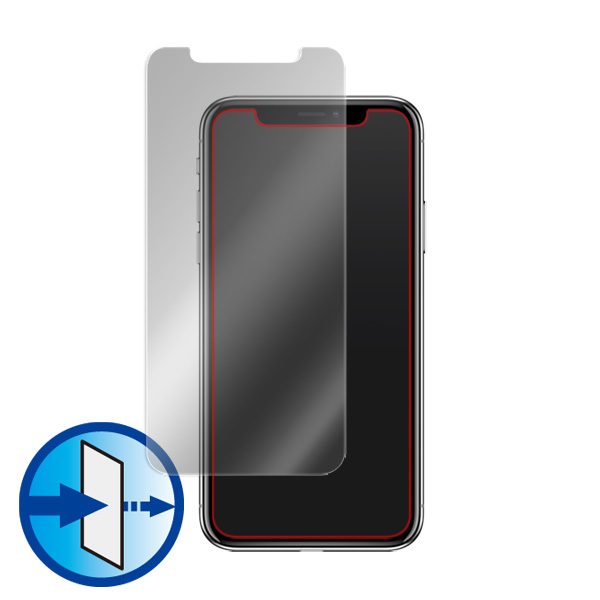 iPhone 11 Pro / XS / X 保護 フィルム OverLay Eye Protector for iPhone 11 Pro / XS / X 液晶 保護 目にやさしい ブルーライト カット アイフォン 11 プロ アイフォンテンエス アイフォンテン