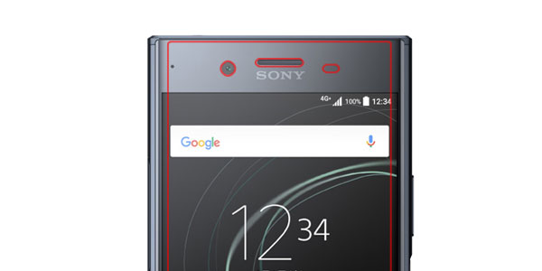 OverLay Magic for Xperia XZ Premium SO-04J 表面用保護シート