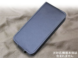 PDAIR レザーケース for GALAXY S5 ACTIVE SC-02G 縦開きタイプ