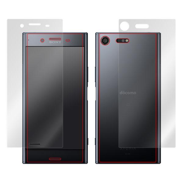 OverLay Brilliant for Xperia XZ Premium SO-04J 『表面・背面セット』