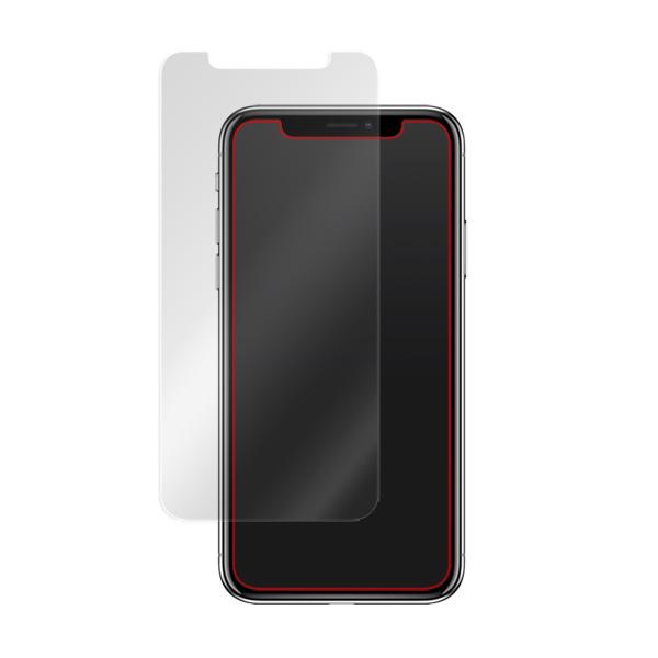 iPhone 11 Pro / XS / X 保護 フィルム OverLay Absorber for iPhone 11 Pro / XS / X 衝撃吸収 低反射 ブルーライトカット アブソーバー 抗菌 アイフォン 11 プロ アイフォンテンエス アイフォンテン