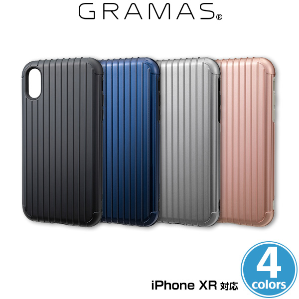 "GRAMAS COLORS ""Rib"" Hybrid Shell case CHC-52538 for iPhone XR"
