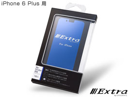 Extra by GRAMAS Protection Glass Bluelight Cut EXIP6LBC for iPhone 6 Plus