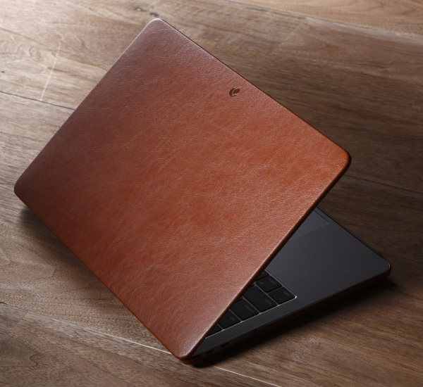 PU Leather Jacket for MacBook Pro 13インチ (2017/2016)