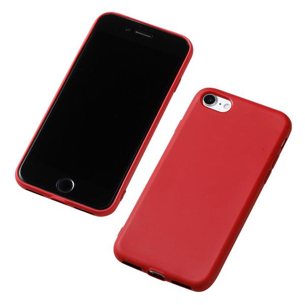 iPhone SE 第2世代 2020 背面ケース CRYTONE(クレトーン) TESIV Hard Case for iPhone SE 第2世代 (2020) / 8 / 7 DCS-IPS9 ワイヤレス充電対応 アイフォーンSE2 2020 ディーフ
