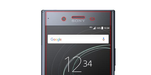 OverLay Brilliant for Xperia XZ Premium SO-04J 極薄 表面用保護シート