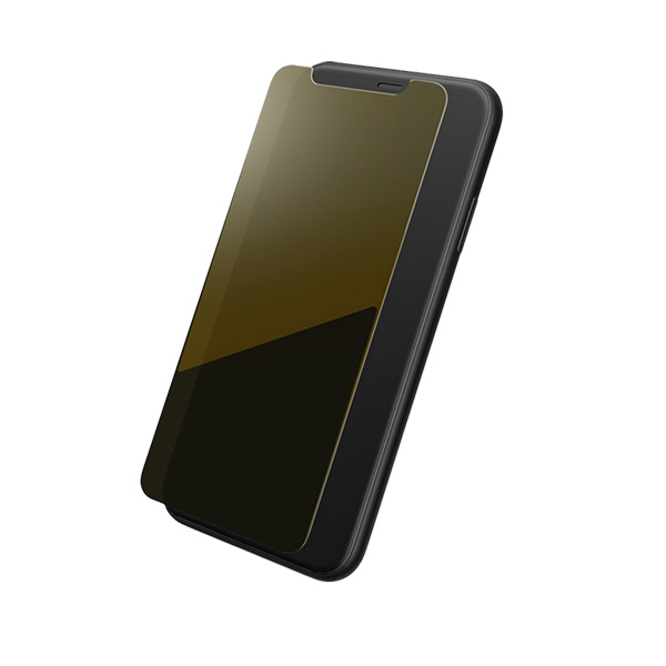 GRAMAS FEMME Protection Mirror Glass for iPhone XR