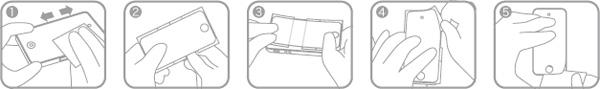 AFPクリスタルフィルムセット for iPod nano(7th gen.)