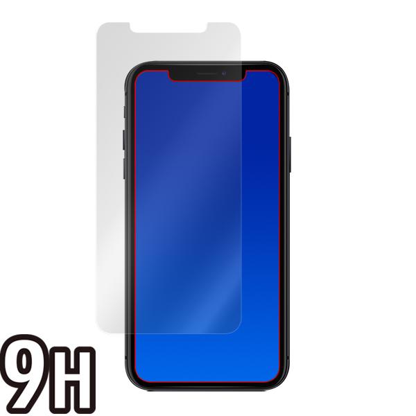 iPhone 11 / XR 保護 フィルム OverLay 9H Plus for iPhone 11 / XR 低反射 9H 高硬度 映りこみを低減する低反射タイプ アイフォン 11 アイフォンテンアール
