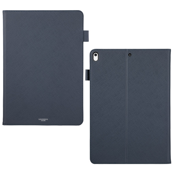 "iPad Air 第3世代(10.5インチ) 用 PUレザーケース GRAMAS COLORS ""EURO Passione"" Book PU Leather Case for iPad Air 3rd Generation アイパッド エアー 3 2019 10.5インチ"