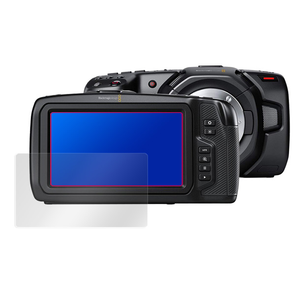 Blackmagic Pocket Cinema Camera 4K / 6K 保護 フィルム OverLay Magic for Blackmagic Pocket Cinema Camera 4K / 6K 液晶 保護 キズ修復 耐指紋 防指紋 コーティング