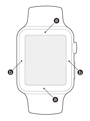 OverLay Plus for Apple Watch Series 3 / Series 2 / Series 1 / 第1世代 42mm(2枚組)