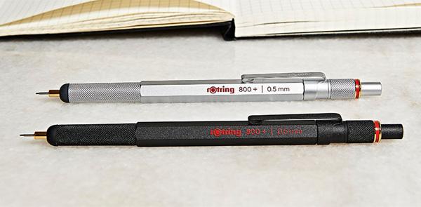 ロットリング 800 + メカニカルペンシル + スタイラス