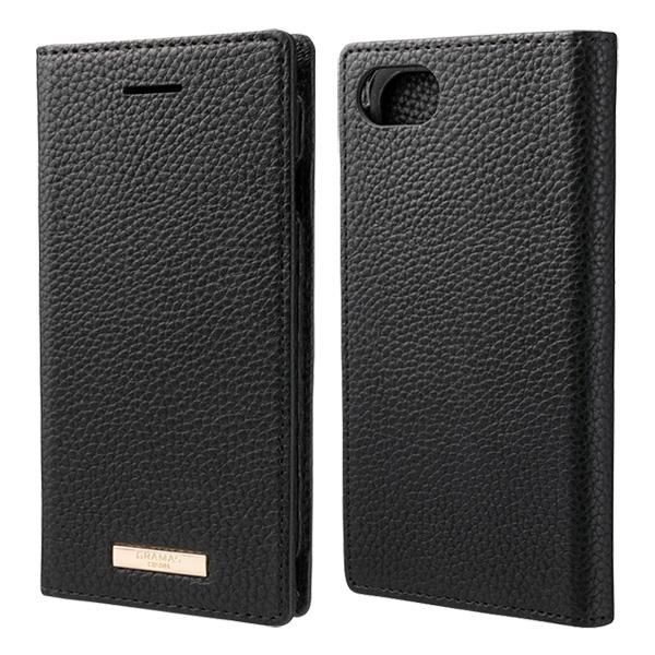 "iPhone SE 第2世代 2020 手帳型PUレザーケース GRAMAS COLORS ""Shrink"" PU Leather Book Case for iPhone SE 第2世代 (2020) CBCLS-IP09 GRAMAS(グラマス) アイフォーンSE2 2020"