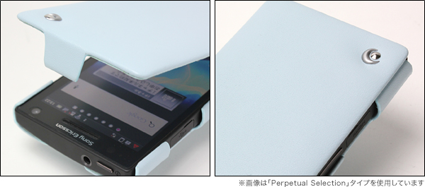 Noreve Ambition Selection レザーケース for Xperia NX SO-02D