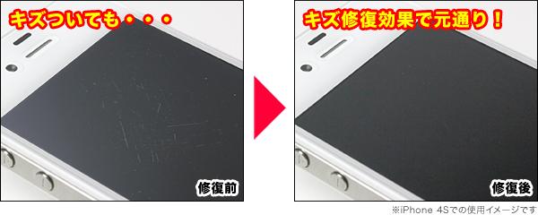 OverLay Magic for iPhone SE / 5s 『表・裏(Brilliant)両面セット』
