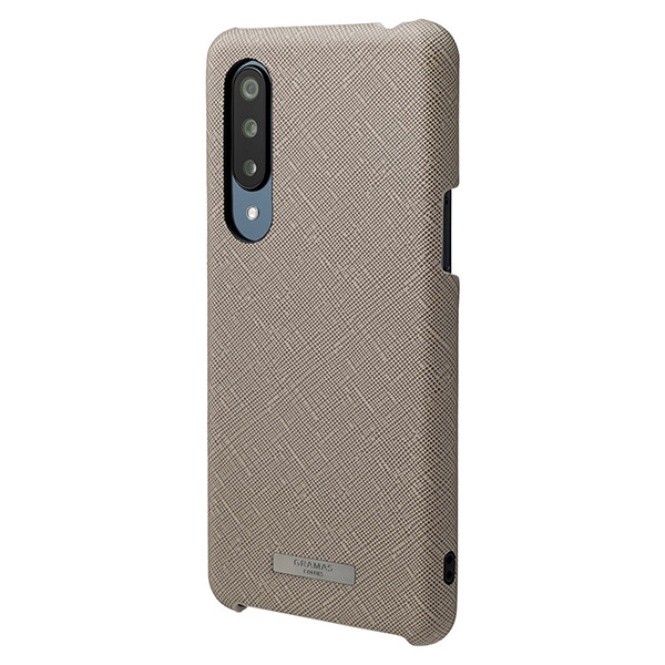 AQUOS zero5G basic 背面PUレザーケース GRAMAS COLORS EURO Passione PU Shell Case for AQUOS zero5G basic CSCEP-AQ05 グラマス アクオスゼロ5Gベーシック シェル型ケース