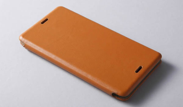 Genuine Leather Cover MASK for Xperia (TM) Z3 SO-01G/SOL26/401SO