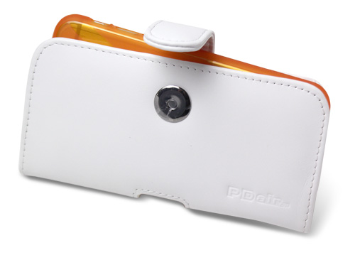 PDAIR レザーケース for iPhone 6 with Case ポーチタイプ