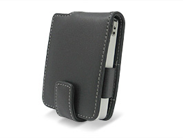 PDAIR Leather Case for ネットワークウォークマン NW-HD5 縦開きタイプ ■購入特典付!■