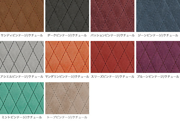 Noreve Exceptional Couture Selection レザーケース for Xperia (TM) Z4 SO-03G/SOV31/402SO 横開きタイプ