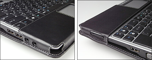 PDAIR レザーケース for ASUS UL20A
