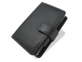 PDAIR Leather Case for iPAQ rz17xx 横開きタイプ