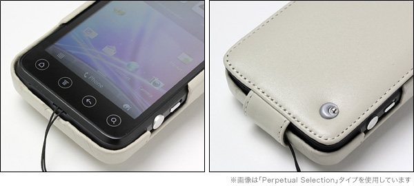 Noreve Ambition Selection レザーケース for htc EVO 3D ISW12HT