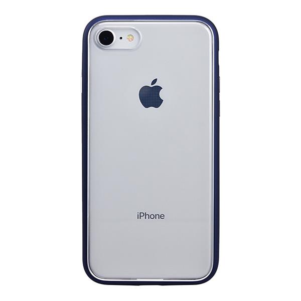 iPhone SE 第2世代 2020 背面ケース Shock proof Air jacket for iPhone SE 第2世代 (2020) / iPhone 8 / iPhone 7 クリアTPU PCバンパー アイフォーンSE2 2020