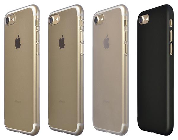 iPhone SE 第2世代 2020 背面ケース エアージャケットセット for iPhone SE 第2世代 (2020) / iPhone 8 / iPhone 7 薄くて軽量 液晶保護フィルム付属 アイフォーンSE2 2020