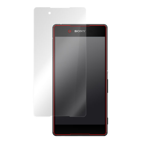 OverLay Brilliant for Xperia (TM) Z4 SO-03G/SOV31/402SO 表面用保護シート