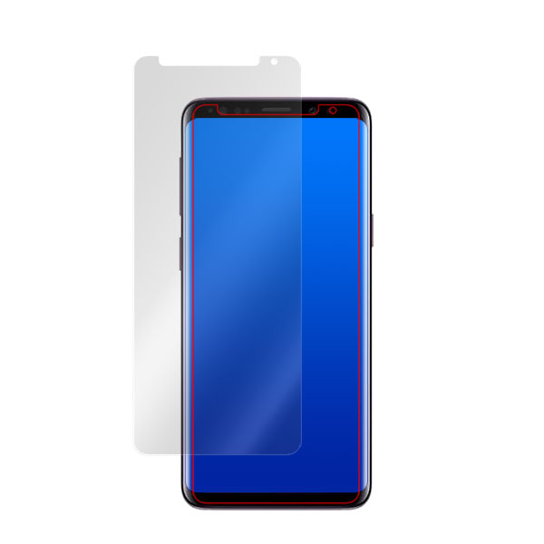 OverLay Plus for Galaxy S9 SC-02K / SCV38 極薄 表面用保護シート