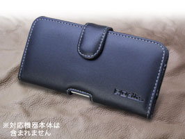 PDAIR レザーケース for ASUS ZenFone 5 (A500KL) ポーチタイプ