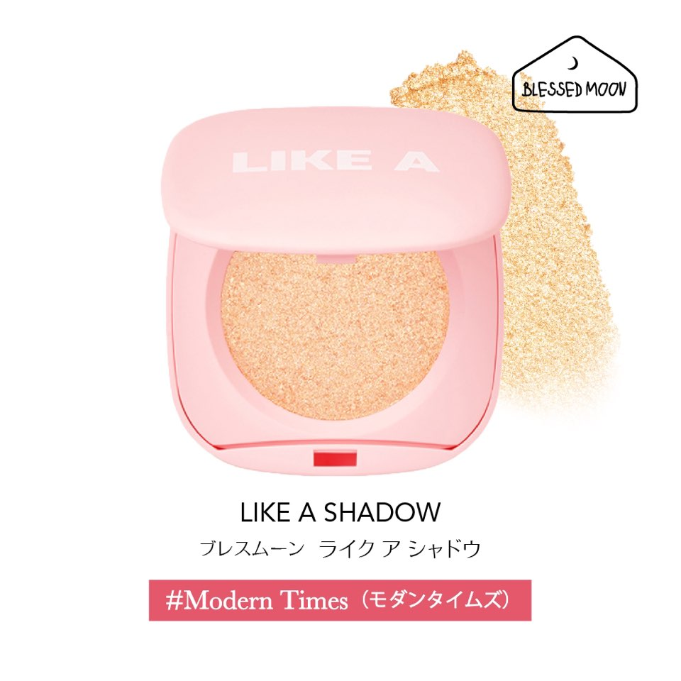 【BLESSED MOON】Like A Shadow #Modern Times(モダンタイムズ)