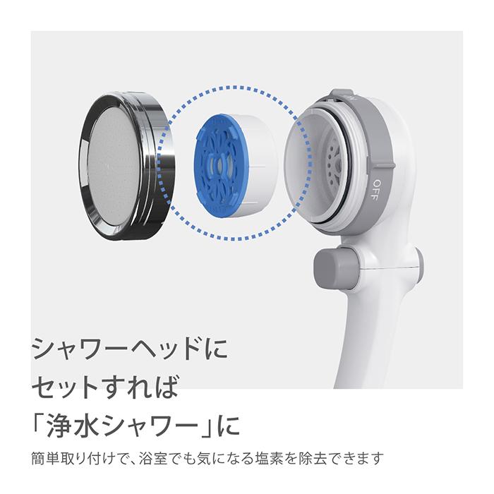 【定期購入】キモチイイ浄水カプセル