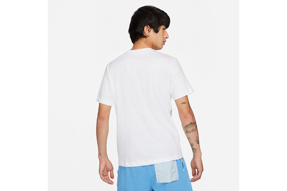 ナイキ NIKE JDIイラストレーションTシャツ(ホワイト)【DD1263-100】