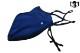 デューパー DUPER レフリーマスク(ネイビー)【AC-125】【返品・交換不可】